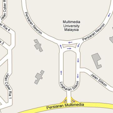 Google Map MMU