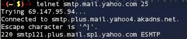 SMTP Blocking on TMNET