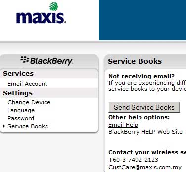 maxis-blackberry-support