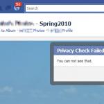 Facebook Glitches