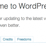 WordPress Update: Upgrade package not available (3.5)